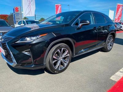 occasion Lexus RX450h 4wd Luxe