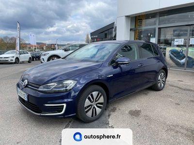 occasion VW e-Golf 136 Electrique