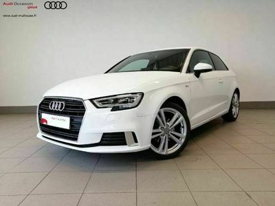 occasion Audi A3 S line 2.0 TDI 110 kW (150 ch) S tronic