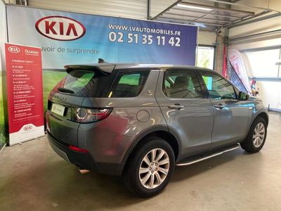 occasion Land Rover Discovery 2.0 TD4 180ch AWD HSE Mark I