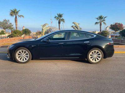 occasion Tesla Model S 75D Dual Motor TVA RECUPERABLE