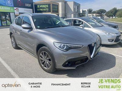 occasion Alfa Romeo Stelvio 2.2 Diesel 210ch Lusso Q4 AT8