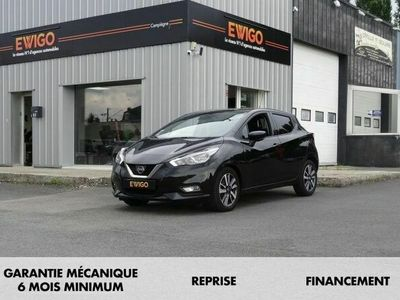 occasion Nissan Micra V 0.9 IG-T 90 cv BVM5 N-CONNECTA - PACK TECHNO