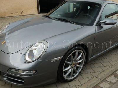 occasion Porsche 911 Carrera S 997 Coupé, Tout cuir, Navigation, Sièges électriques et chauffants