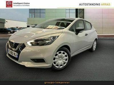 occasion Nissan Micra 1.0 IG-T 92ch Visia Pack 2021