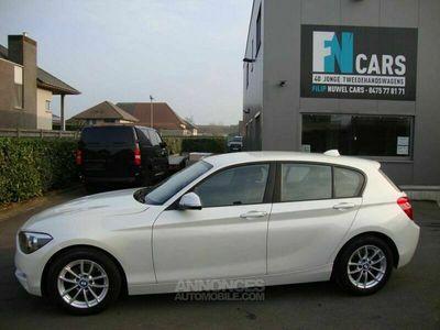 occasion BMW 116 Série 15-Türer d, gps, leder, airco, alu, 10 - 2013, bleutooth