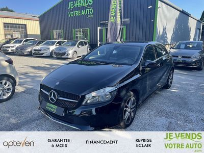 occasion Mercedes A180 CLASSEd BlueEFFICIENCY EDITION Intuition