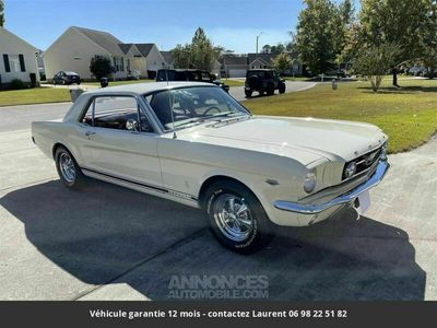 occasion Ford Mustang GT a v8 1966 prix tout compris