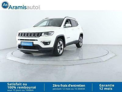 occasion Jeep Compass Limited 1.4 MultiAir 140 BVM6