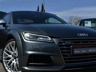 occasion Audi TTS TT S2.0 TFSI 310CH QUATTRO TRONIC 6
