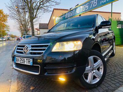 occasion VW Touareg 2003 - Noir - 5.0 V10 TIPTRONIC GPS ETT 4XCB
