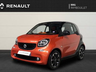 occasion Smart ForTwo Coupé 1.0 71 CH SS PASSION