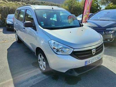 occasion Dacia Lodgy - 1.2 TCE 115 5P 7 PLACES REPRISE POSSIB - Gris Métallisé