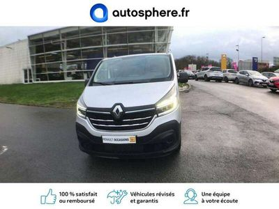 occasion Renault Trafic L2H1 1200 2.0 dCi 145ch Energy Cabine Approfondie