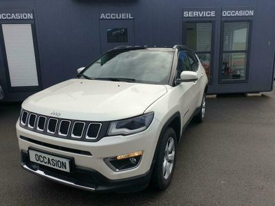 occasion Jeep Compass Limited 2.0 I MultiJet II 140 ch Active Drive BVM6