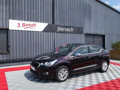 occasion DS Automobiles DS4 BlueHDi 120 S&S EAT6 Be Chic