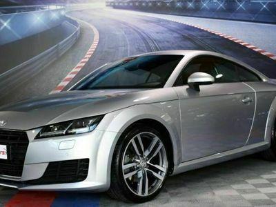 occasion Audi TTS Coupé 2.0 TFSI 230 S-Tronic GPS Virtual Lane Drive LED JA 19