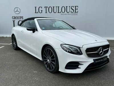 occasion Mercedes 450 Classe E cabriolet367ch AMG Line 4Matic 9G-Tronic