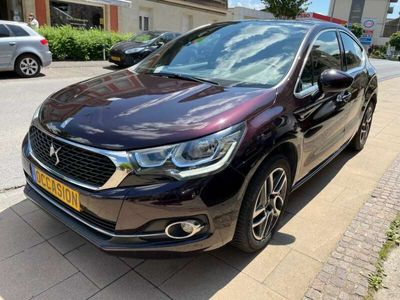 occasion DS Automobiles DS4 1.6 e-hdi 115ch-1ère main-cuir-gps-36.900km