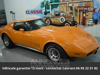 occasion Chevrolet Corvette C3 V8 1977 prix tout compris