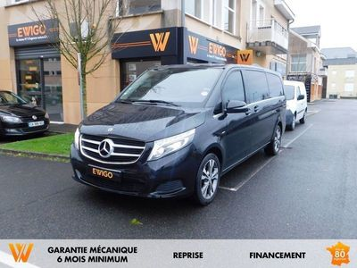 occasion Mercedes V220 CLASSE VEXTRA LONG 163 ch AVANTGARDE / TVA RECUP