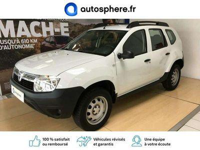 occasion Dacia Duster 1.6 16v 105ch eco² Bioéthanol 4X2