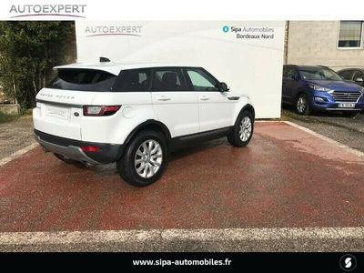 occasion Land Rover Range Rover evoque EVOQUE 2.0 TD4 150 HSE 4x4 BVA Mark VI
