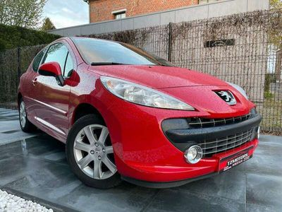 occasion Peugeot 207 1.6i 16V Sporty edition airco auto/ impecable