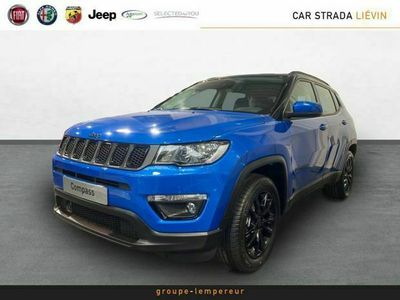 occasion Jeep Compass 1.3 GSE T4 190ch Brooklyn Edition 4xe PHEV AT6