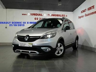 occasion Renault Scénic III XMOD 1.5 DCI 110CH ENERGY BOSE ECO²