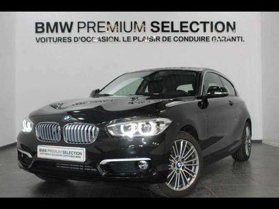 occasion BMW 116 116 dA 116ch UrbanChic 3p