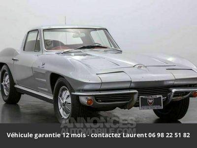 occasion Chevrolet Corvette C2 350 v8 cabriolet 1964 prix tout compris