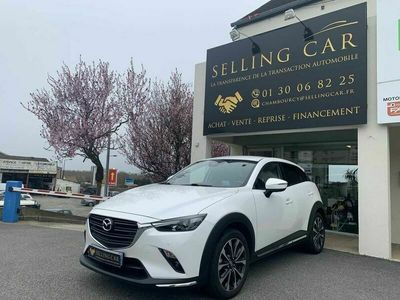 occasion Mazda CX-3 SELECTION 2.0 i 2WD S&S 120 cv FULL OPTIONS