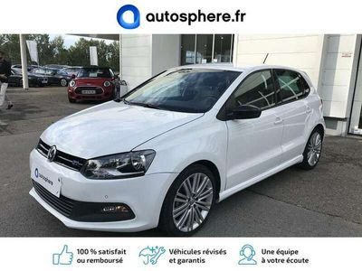 occasion VW Polo 1.4 TSI 150ch ACT BlueMotion Technology BlueGT 5p