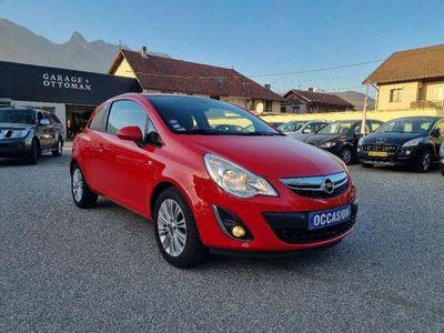 occasion Opel Corsa 1.4 - 100 ch Cosmo GPS 1°main