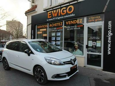 occasion Renault Grand Scénic 1.6 dCi 130 7 PLACES INTENS BOSE GPS CAMERA RECUL