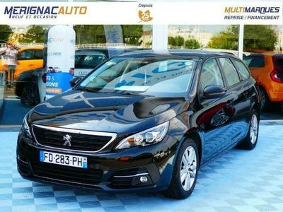 occasion Peugeot 308 SW BlueHDI 130 EAT8 BUSINESS GPS TOIT Pano