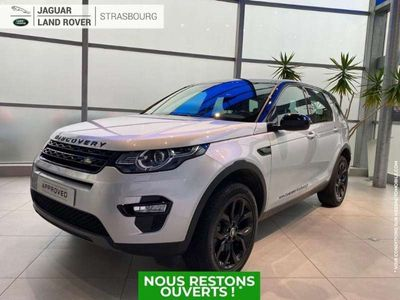 occasion Land Rover Discovery Sport 2.0 TD4 150ch HSE AWD BVA Mark III