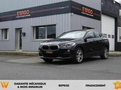 occasion BMW X2 18d XDrive 150 CV boite manuelle Longe Plus - Connected Drive - Pack SimpliCity