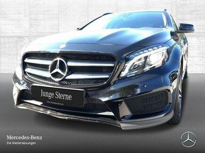 occasion Mercedes GLA250 4M AMG Pano ILS Night Kamera Navi PTS