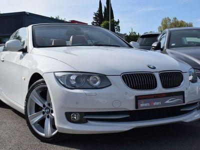 occasion BMW 320 Cabriolet SERIE 3 (E93) DA 184CH LUXE