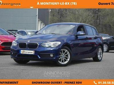 occasion BMW 116 Série 1 (F20) (2) D EFFICIENTDYNAMICS EDITION BUSINESS 5P