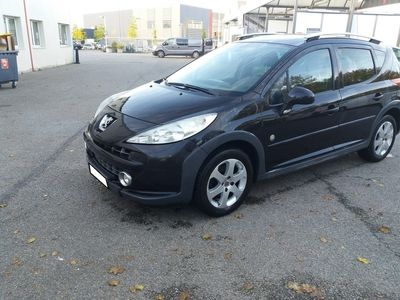occasion Peugeot 207 Outdoor 2009 - Noir - sw 1.6 hdi 16v fap - 110