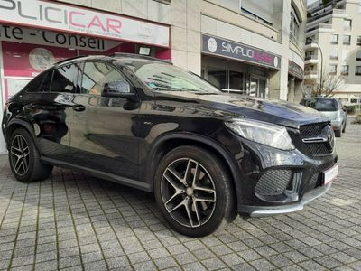 occasion Mercedes 450 CLASSE GLE COUPE4MATIC AMG