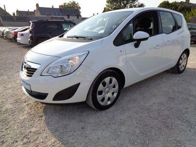 occasion Opel Meriva 2012 - Blanc Verni - Edition 1.7 cdti 110 CRIT'AIR 2 / 2012