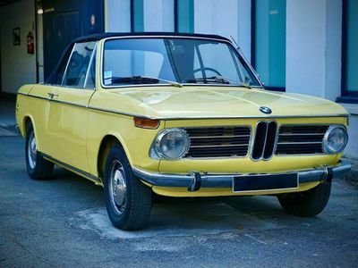 occasion BMW 1600 Cabriolet 1969