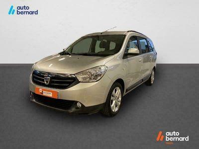 occasion Dacia Lodgy 1.5 dCi 110ch eco² Prestige 7 places
