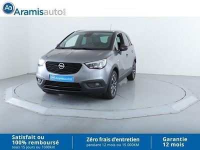 occasion Opel Crossland X Ultimate 1.2 Turbo 130 BVM6
