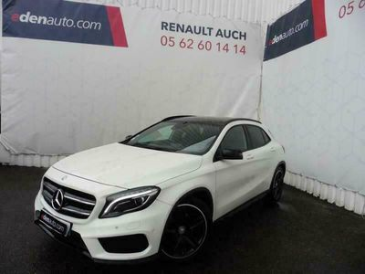 occasion Mercedes GLA220 CDI Fascination 7-G DCT A