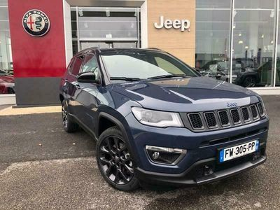 occasion Jeep Compass 1.3 GSE T4 240ch S 4xe PHEV AT6 - VIVA2599934